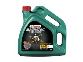 Olej CASTROL MAGNATEC STOP-START 5W-30 A5 4 LT