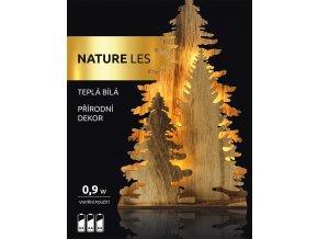LED dekorace - Nature les přírodní 15 LED