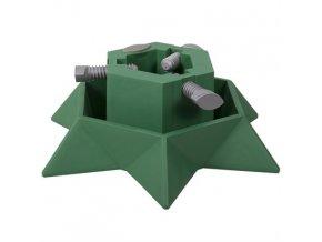 plastovy stojan na vanocni stromecek star zelena detail[1]