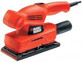 Black&Decker - vibrační bruska KA300