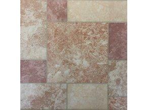 Samolepící podlahové čtverce z PVC - DLAŽBA DF0010 - 30,4 X 30,4 CM