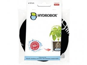 Samozavlažovací polštářek HYDROBOX Ø 12 cm