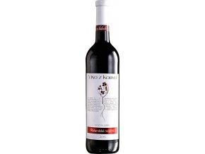 Víno Rulandské modré PS 2015 0,75l