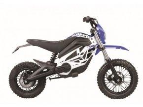 HECHT 59750 BLUE - accu motorka modrá