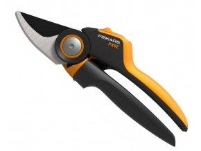 FISKARS Nůžky zahradní převodové PowerGear X, dvoučepelové (M) PX92 - 1023630