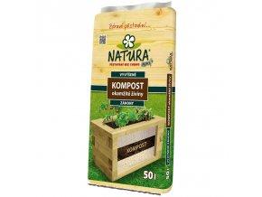 NATURA Kompost pro vyvýšené záhony 50 l