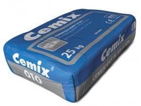 CEMIX 010 - cementový potěr 25 kg
