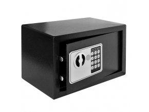 Trezor elektronický nábytkový - 310x200x200mm