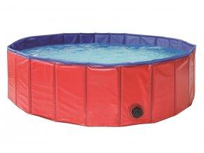 Bazén pro psy skládací 100 cm