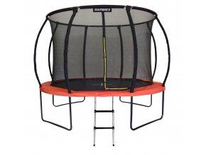 Trampolína Marimex Premium 305 cm + ochranná síť + schůdky