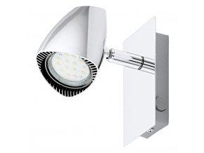 LED bodové svítidlo EGLO - CORBERA 93672 - GU10 - 1x3 W