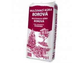 Mulčovací kůra borová - 70 L