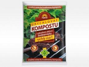 FORESTINA Urychlovač kompostu 5kg