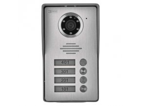Kamerová jednotka pro monitory RL-03, RL-10, 4 tlačítka