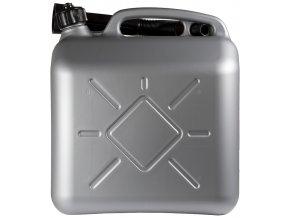 SHERON Kanystr na PHM 10 l stříbrný