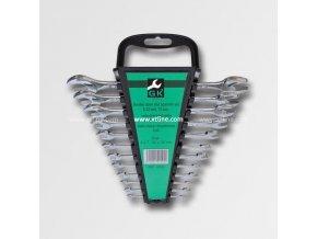 xtline gk tools sada plochych klicu 6 32 mm 12 dilu chrom P16033[1]
