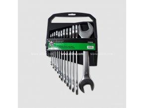 xtline gk tools sada plochych klicu 6 32 mm 12 dilu matchrom P16043[1]