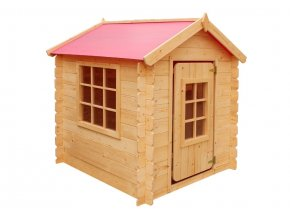Domeček dětský dřevěný Vilemína