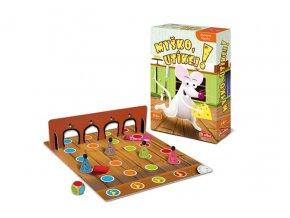 Myško, utíkej - Hra pro děti