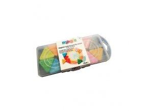 Magická voskovka sada 12 ks mix barev
