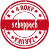 Scheppach HL 450 - horizontální štípač dřeva