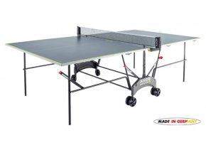 Kettler INDOOR 1 vnitřní pingpongový stůl, šedý