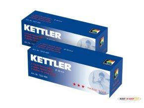 Kettler One Star sada tenisových míčků Nový výrobek