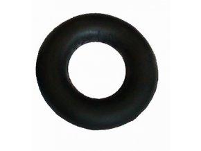 Posilovač prstů kroužek černý