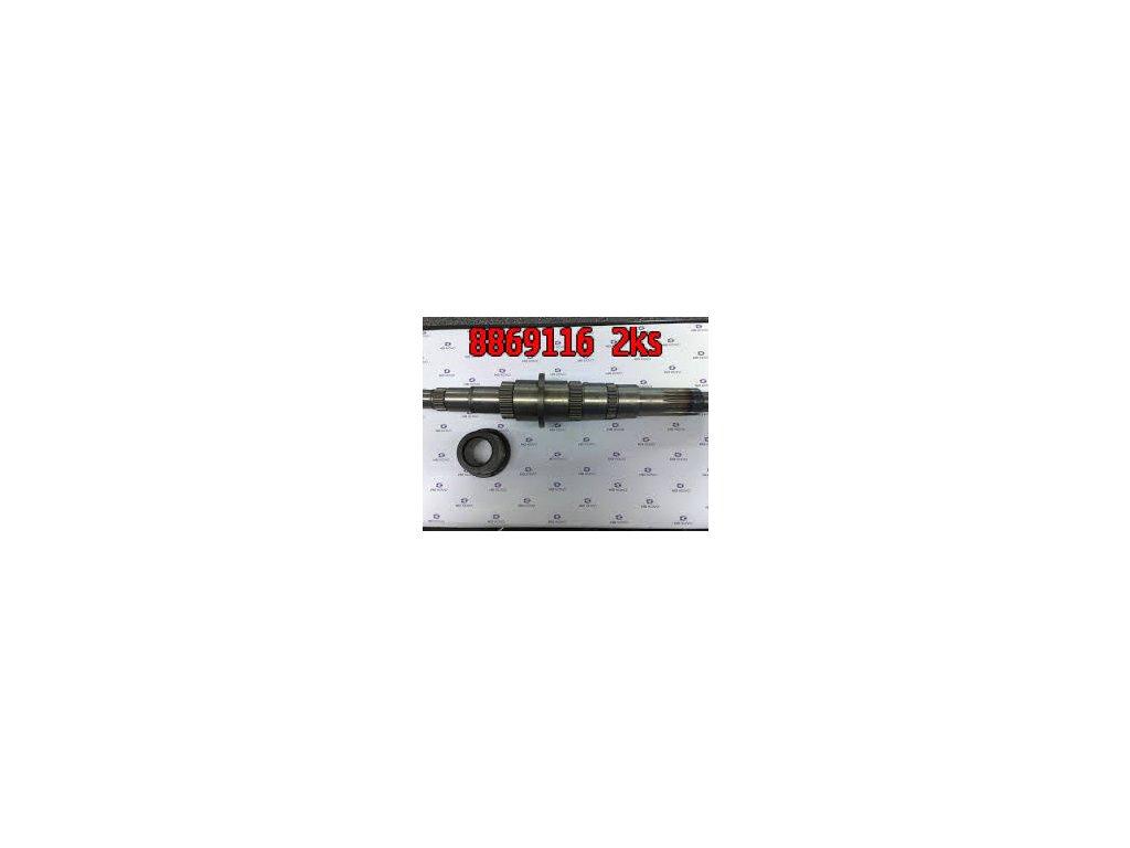 Hlavní hřídel převodovky 2855.6  Iveco Eurocargo