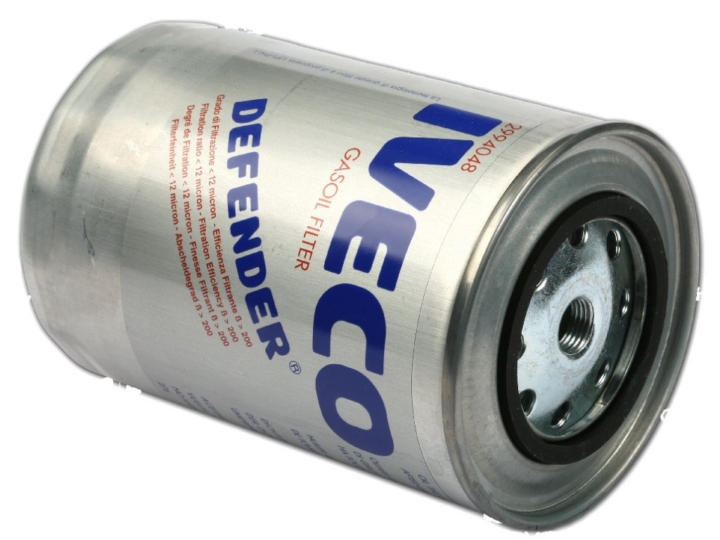 Filtr palivový Karosa, Iveco, Cursor