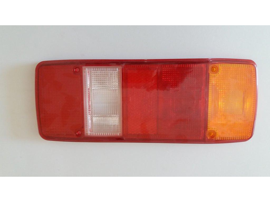 Kryt sdruženého světla Iveco (homologace pro ADR) s odrazkou