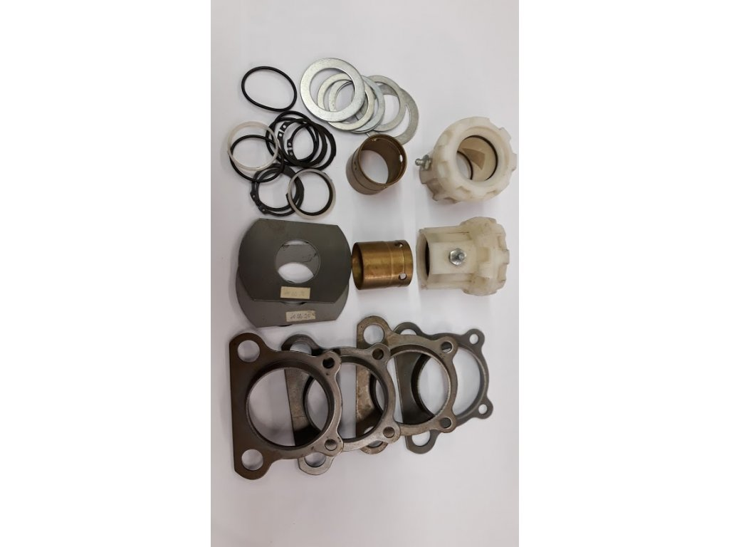 Opravárenská sada brzdového klíče TRAILOR (s pouzdry) 6503723