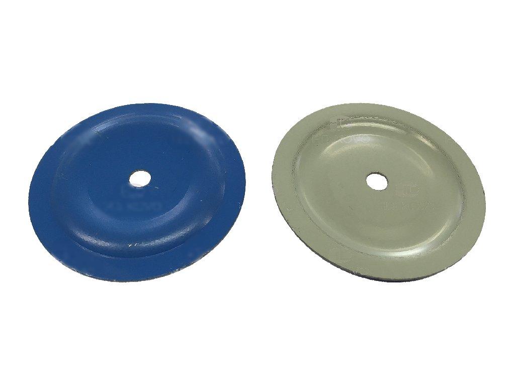 Velkoplošná podložka 42 x3,2 x 0,6 mm modrá