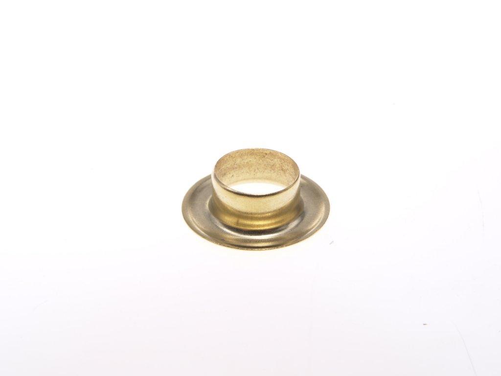 Plachtový kroužek průměr 8 mm Msz