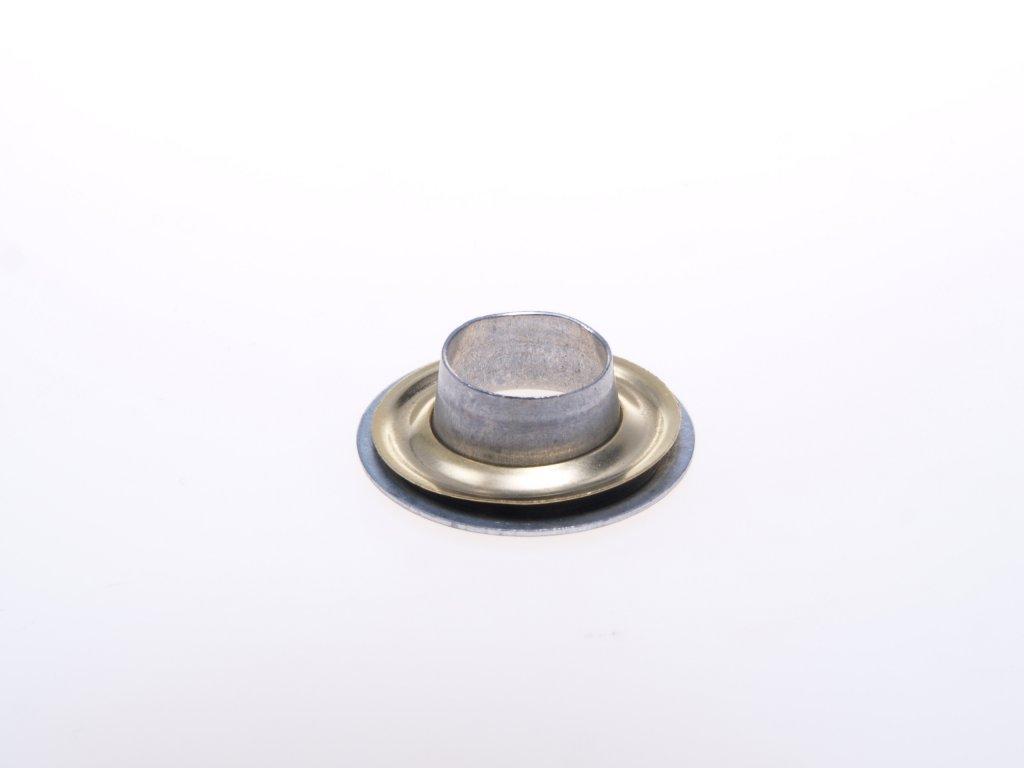 Plachtový kroužek průměr 10 mm ZZn