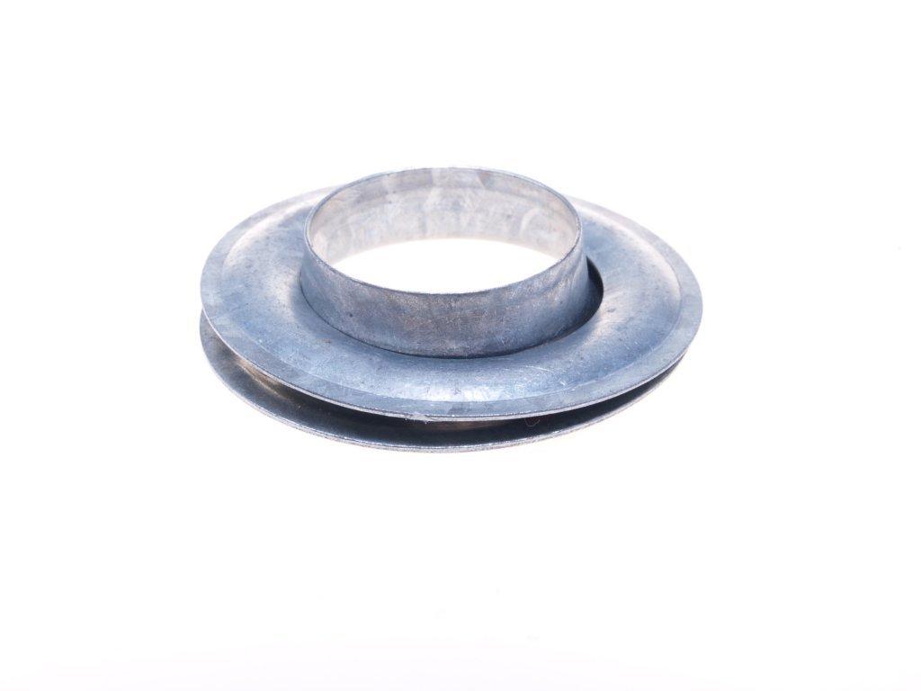 Plachtový kroužek průměr 25 mm ZZn