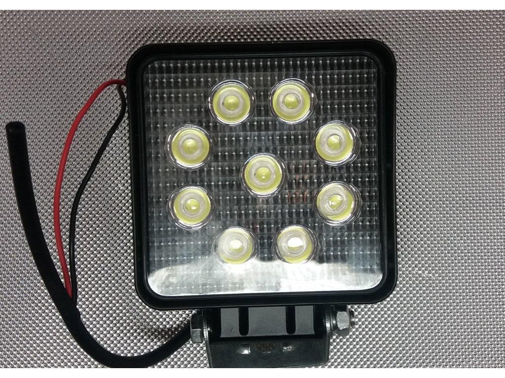 LED 9 svítilna