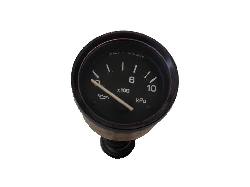 443415060001 Tlakoměr oleje 24V, D52, 0-1000 kPa