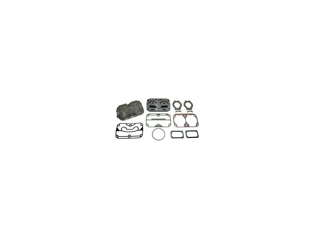 Sada pístních kroužků D 86 mm kompresoru Iveco CD 258
