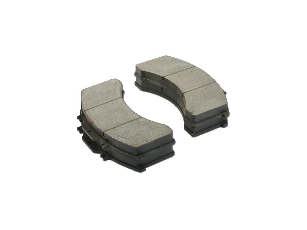Brzdové desky Iveco-Eurotech 440 - Bendix