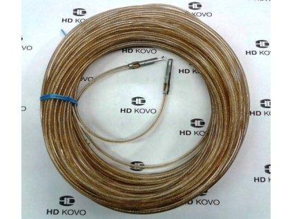 Celní lano kompletní 33,5m ocel d 8mm