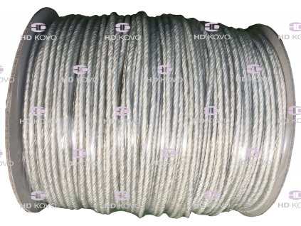 Celní lano nylon d 6mm IT á 350m