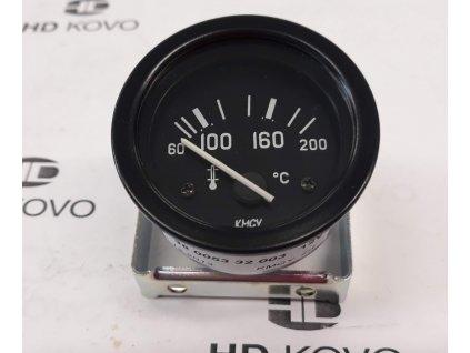 Teploměr oleje 12 V ,D60, 60-200 oC