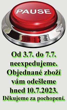 Dovolená do 10.7.2020