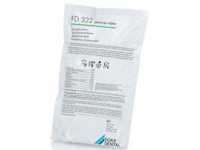 FD 322 premium wipes