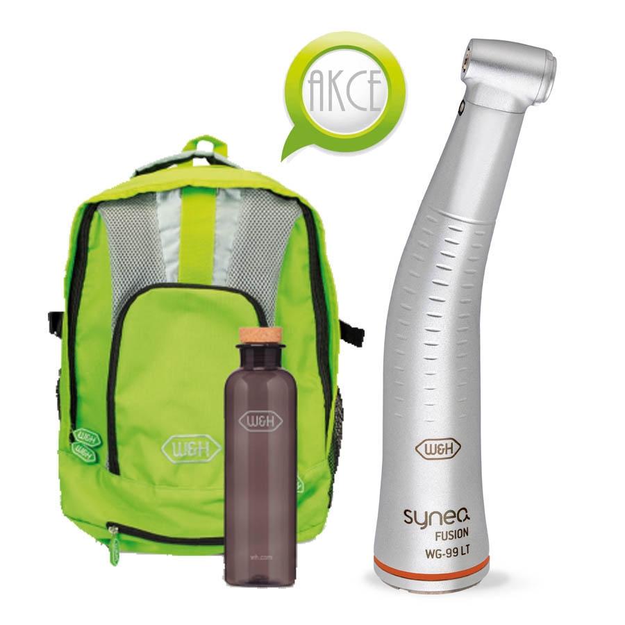 W&H batoh + W&H lahev ZDARMA ke světelnému nástroji Synea FUSION