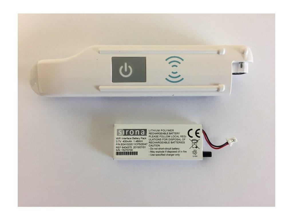 Náhradní baterie do XIOS XG Wifi modulu
