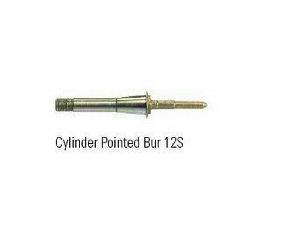 CYLINDER POINTED BUR 12S