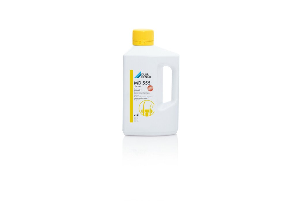 M MD 555 cleaner special cleaner for suction units 2,5l