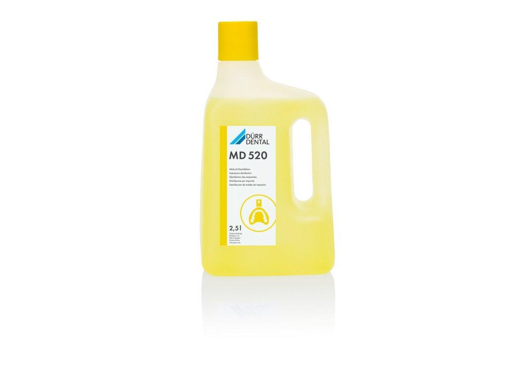 MD 520 dezinfekce otisků